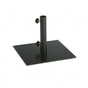 BASE PARASOL PLANCHA HIERRO 60×60