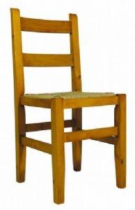 SILLA BOLOÑESA asiento enea