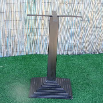 PIE FUNDICION HIERRO – STOCK 3 UNIDADES