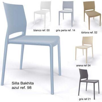 SILLA BAKHITA