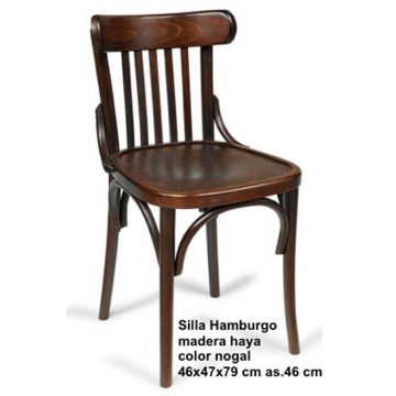 SILLA HAMBURGO
