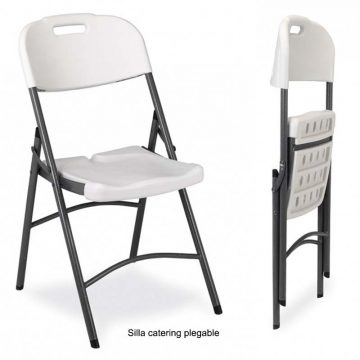 SILLA CATERING PLEGABLE