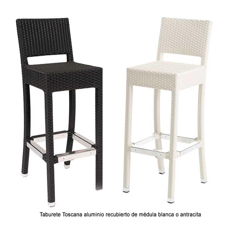 TABURETE TOSCANA RESPALDO
