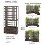 Jardinera Sipario 2 modular